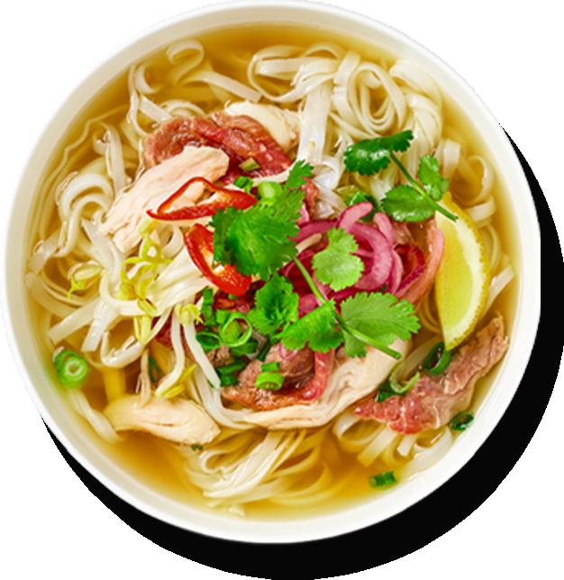 Phơ Noodle Soup