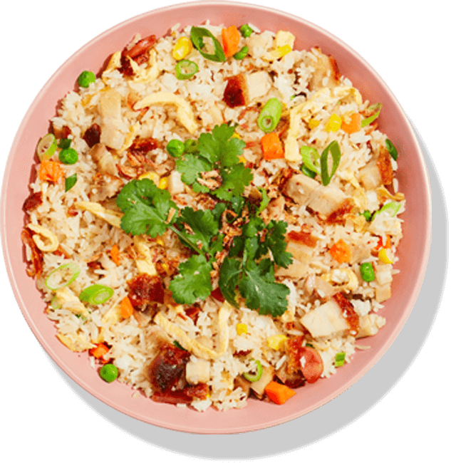 Uncle's Best Fried Rice with Prawn