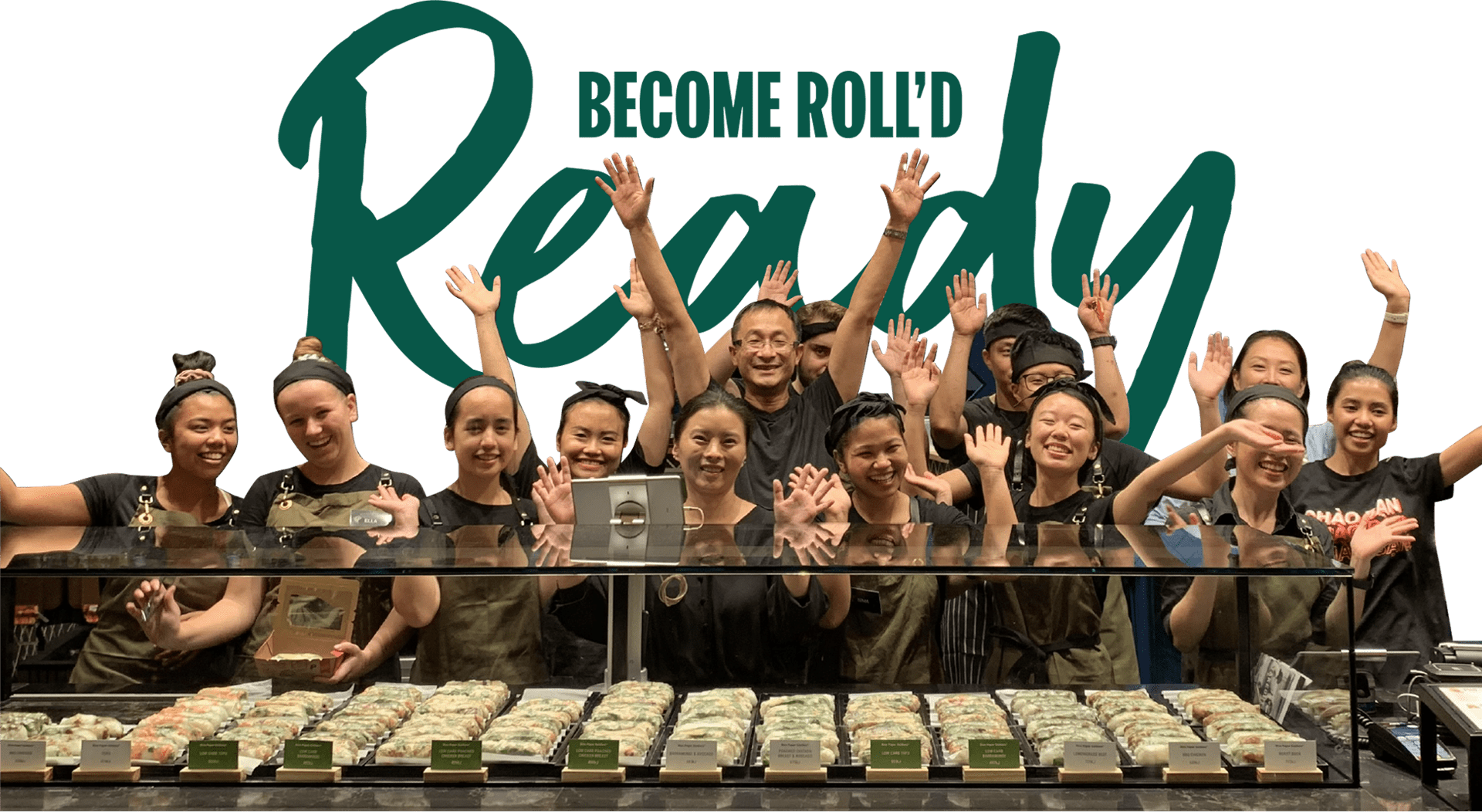 become a rolld