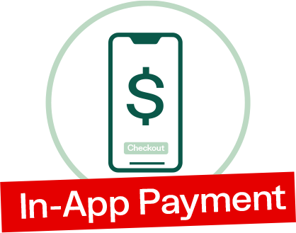 In App Payment Feature