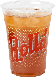 Roll'd Iced Tea Peach